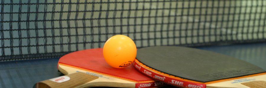 Rekreativni turnir v namiznem tenisu
