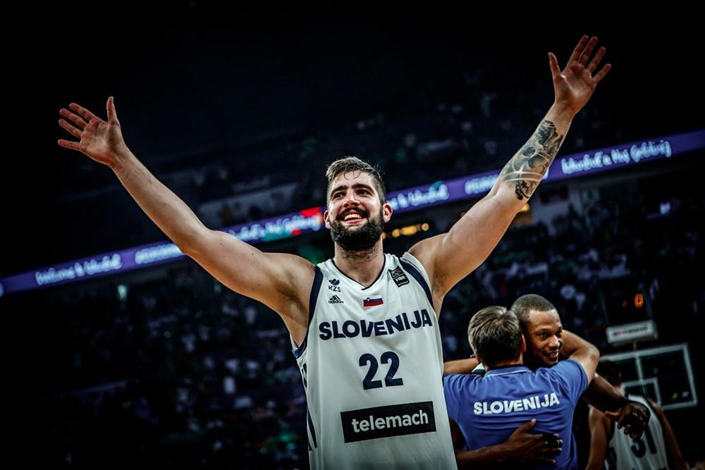 Žiga Dimec - zlati košarkar