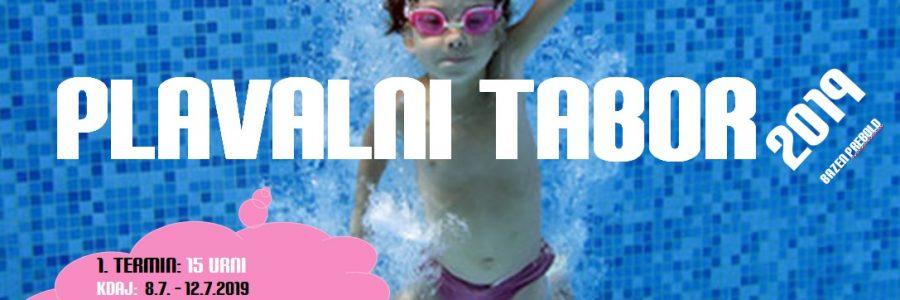 Plavalni tečaj 2019 – Bazen Prebold