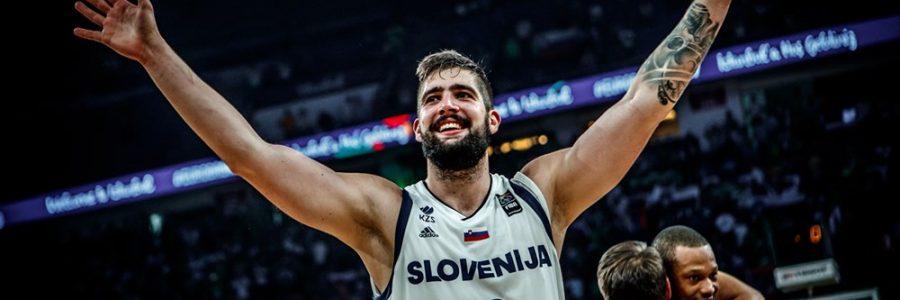 Žiga Dimec – zlati košarkar
